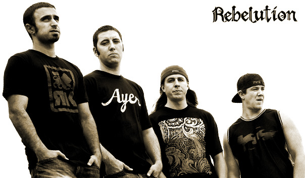 Lead singer rebelution